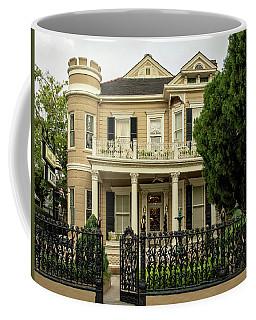 Cornstalk Fence Coffee Mug