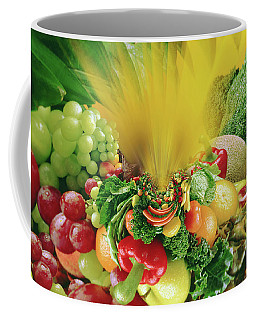 Cornucipia Coffee Mug
