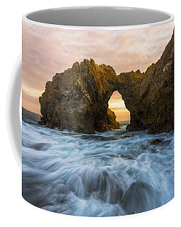 Coffee Mug featuring the photograph Corona Del Mar by Dustin  LeFevre