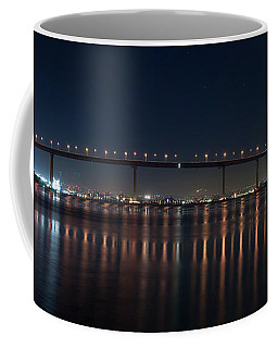 Coronado Bridge San Diego Coffee Mug