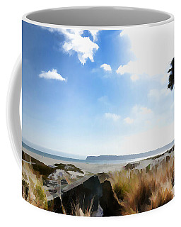 Coronado - Digital Painting Coffee Mug