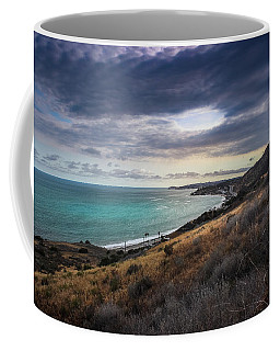 Corral Canyon Malibu Trail Coffee Mug