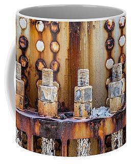 Corrosion Coffee Mug