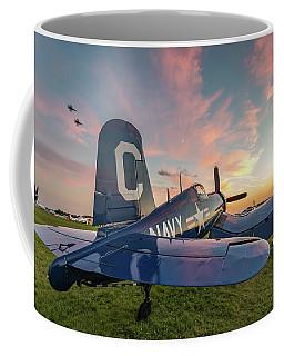 Corsair Sunset Coffee Mug