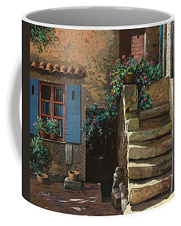 Cortile Interno Coffee Mug