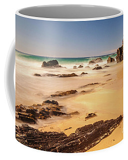 Corunna Point Beach Coffee Mug