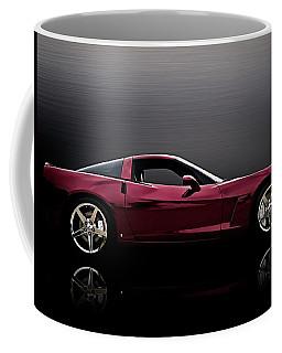 Corvette Reflections Coffee Mug