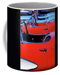 Corvette Row Coffee Mug