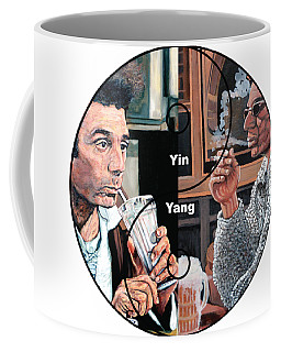 Cosmic Balance Coffee Mug