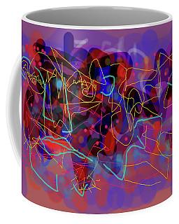 Cosmic Beast Coffee Mug