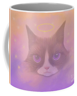 Cosmic Cat Coffee Mug