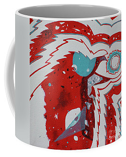Cosmic Corvid Coffee Mug