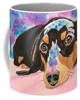 Cosmic Doxie Coffee Mug