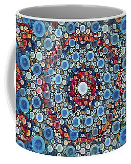 Cosmic Drift Coffee Mug