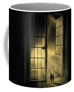 Cosmic Rays Coffee Mug