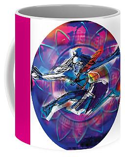 Cosmic Shiva Speed Coffee Mug