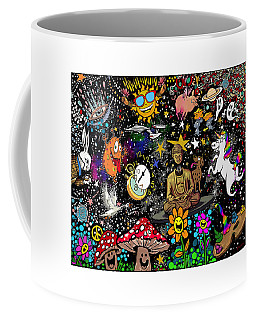Cosmic Smiles Coffee Mug
