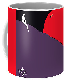 Cosmic Solitude Coffee Mug