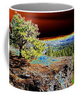 Cosmic Spokane Rimrock Coffee Mug