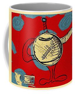 Cosmic Tea Time Coffee Mug