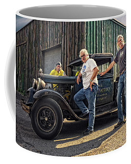 Cosmo Peter Moe Coffee Mug by Jerry Golab