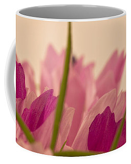 Coffee Mug featuring the photograph Cosmo Tips by Sandra Foster