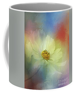 Cosmos Dreaming Abstract By Kaye Menner Coffee Mug