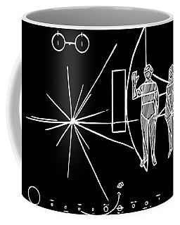 Cosmos Greetings  Coffee Mug