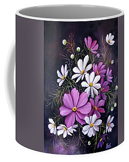 Cosmos Coffee Mug by Katia Aho