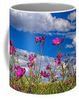 Cosmos Sky Coffee Mug by Alana Thrower