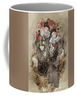 Cosplayer Couple Venice 2017 Coffee Mug