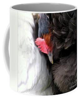 Cosy Time Coffee Mug by Kim Tran