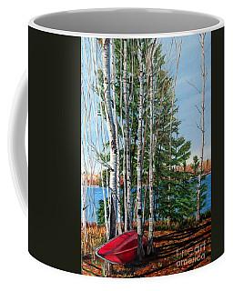 Cottage Country 2 Coffee Mug