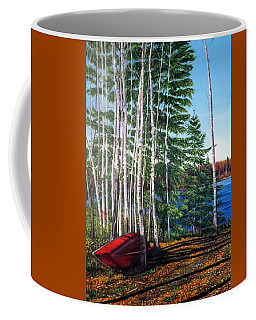 Cottage Country Coffee Mug