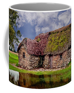 Cottage In The Highlands Coffee Mug