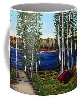 Cottage Life Coffee Mug