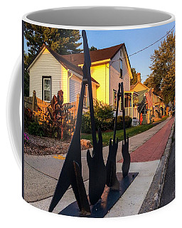 Cottage Street Guitars Coffee Mug