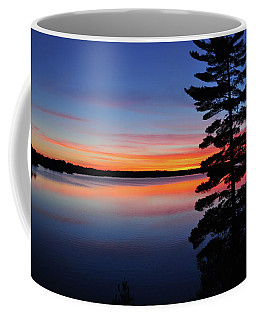 Cottage Sunset Coffee Mug
