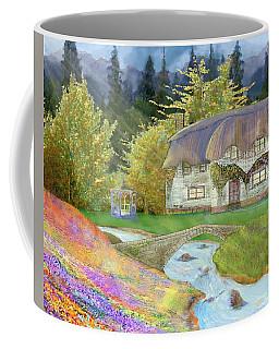 Cottage Coffee Mug
