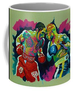 Cotto Vs Margarito Coffee Mug