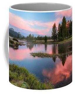 Cotton Candy Skies Coffee Mug