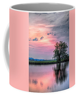 Cotton Candy Sunrise Coffee Mug