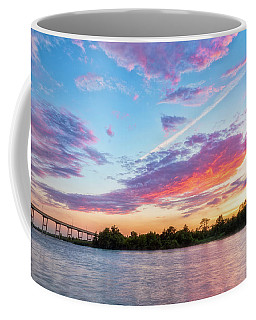 Cotton Candy Sunset Coffee Mug