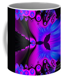 Cotton Candyland Fractal Coffee Mug