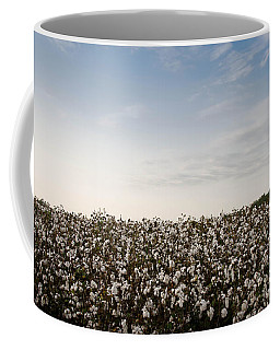 Cotton Field 2 Coffee Mug