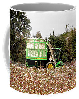 Cotton Picker Coffee Mug