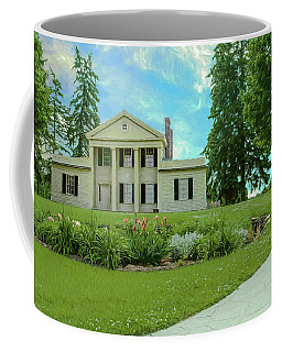Cotton House Coffee Mug