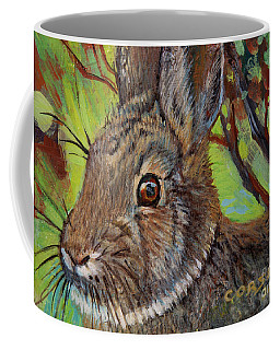 Cotton Tail Rabbit Coffee Mug