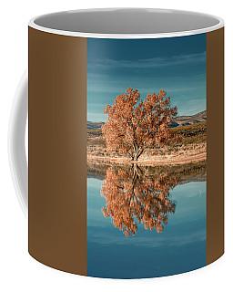 Cotton Wood Tree  Coffee Mug