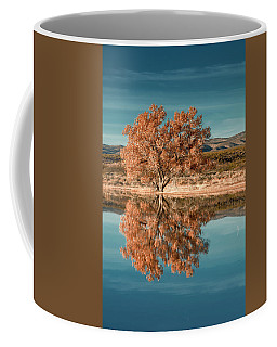 Cotton Wood Tree  Coffee Mug
